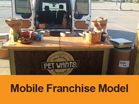 Start a Pet Wants Mobile Franchise