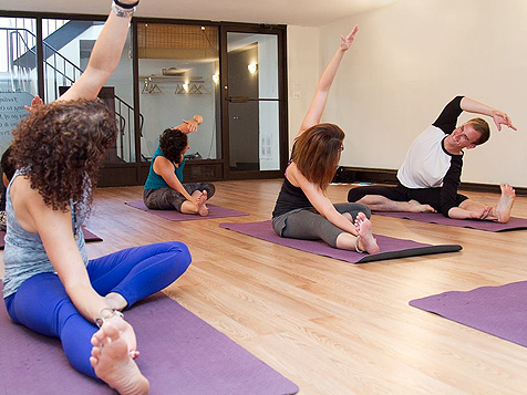 virtual on-demand yoga classes are available 24/7