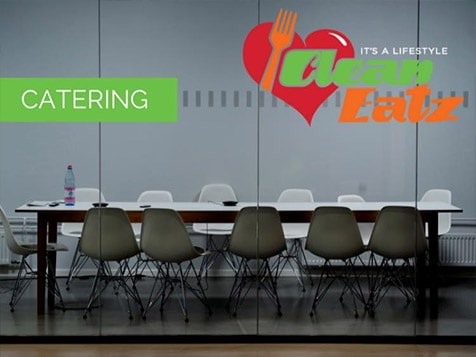 Clean Eatz Healthy Catering Service