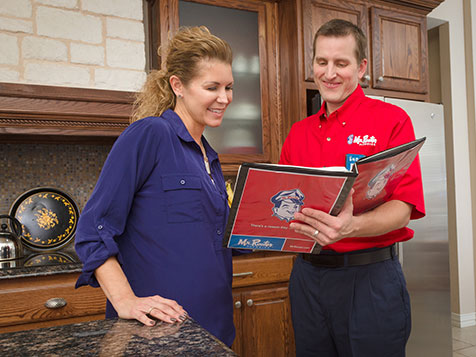 Mr. Rooter Plumbing Franchise Consultation
