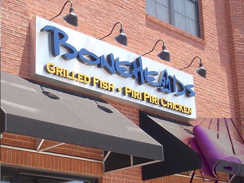 Boneheads Restaurant Franchise