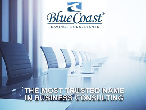 Blue Coast Savings Consultant, a trusted name