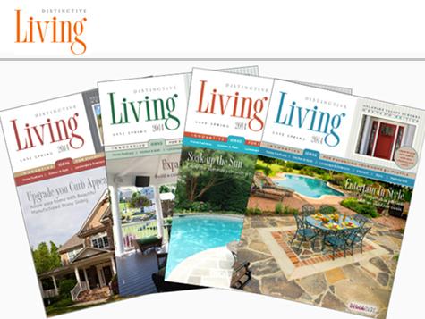 Distinctive Living Publications - direct mail catalogs