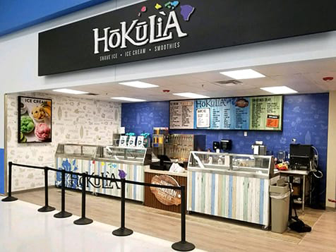 An Inline Hokulia Shave Ice Location