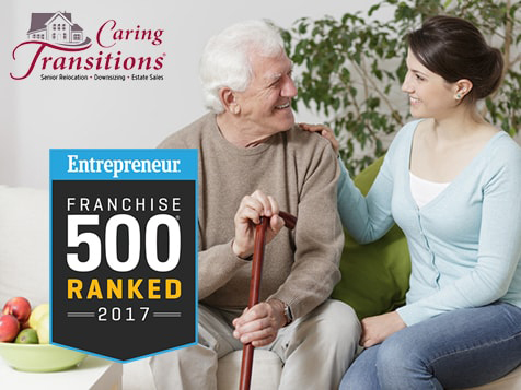 Caring Transitions Franchise is Ranked in Top 500