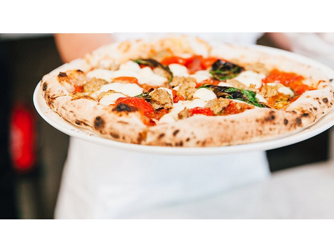Midici Pizza franchise serves authentic Neapolitan pizza