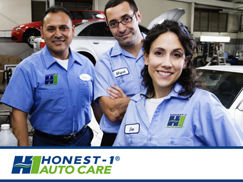 Honest-1 Auto Care Franchise - Incredible Ownership Opportunity