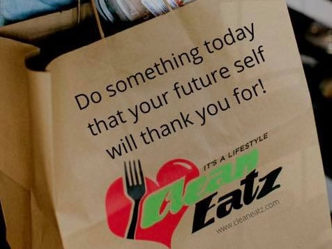 Clean Eatz Franchise Delivery
