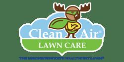 Clean Air Lawn Care Franchise Logo