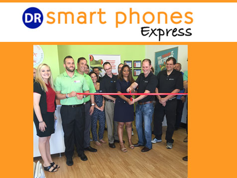 Dr Smart Phones Express Grand Opening