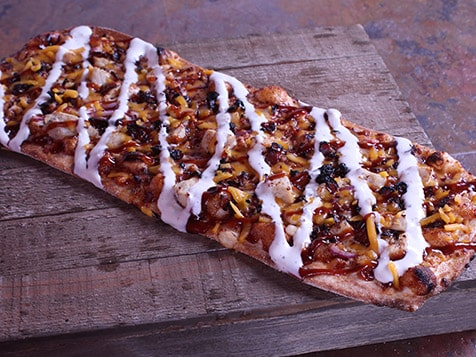 V3 Flatbread Pizza menu item