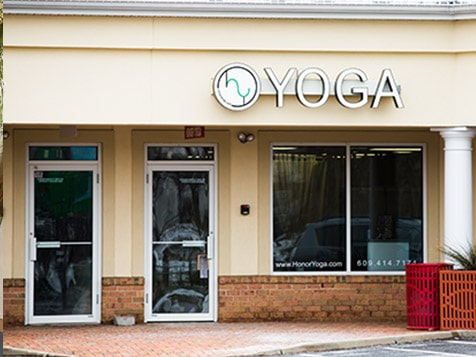Outside an Honor Yoga Franchise