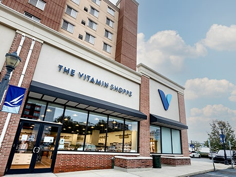 Outside The Vitamin Shoppe Franchise