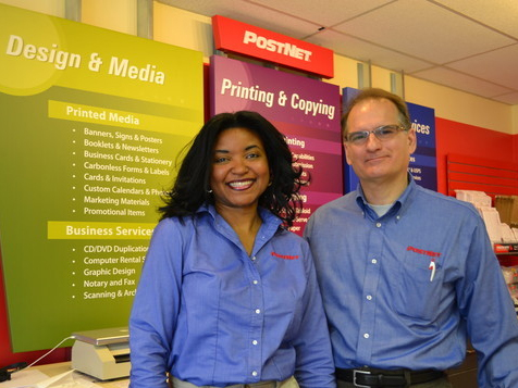 Own a PostNet Printing Franchise