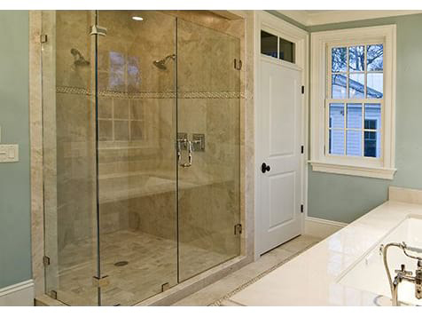 The Original Frameless Shower Doors Customer