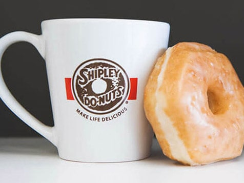Shipley Do-Nuts Franchise - donut and coffee