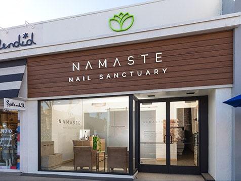 A Namaste Nail Sanctuary Location