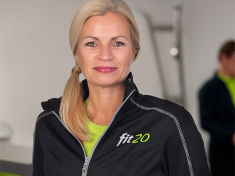 fit20 Franchisee Sabine Lammers
