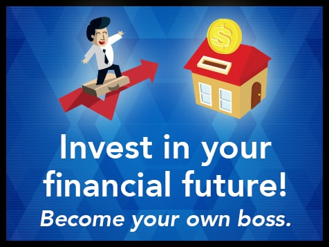Become your own boss with My Business Venture