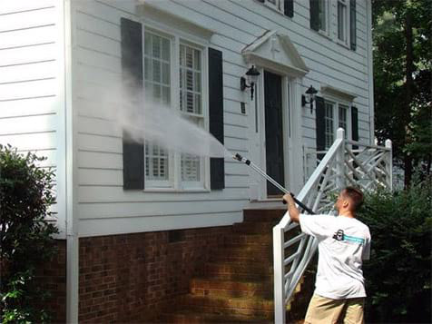 Window Gang Franchise Pressure Washing