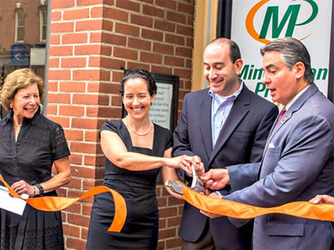 Minuteman Press Franchise Grand Opening