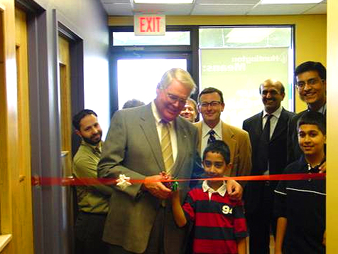 Huntington Learning Centers, Inc. Franchise Grand Opening