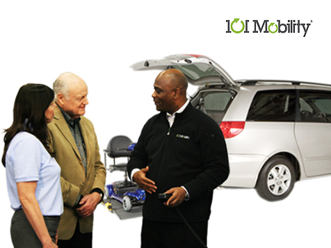 101 Mobility Franchise Products for Eldery Care