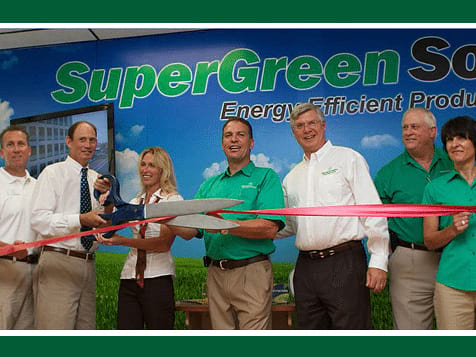SuperGreen Solutions Franchise Grand Opening