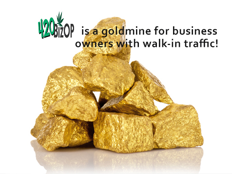 420BizOp is a golden opportunity