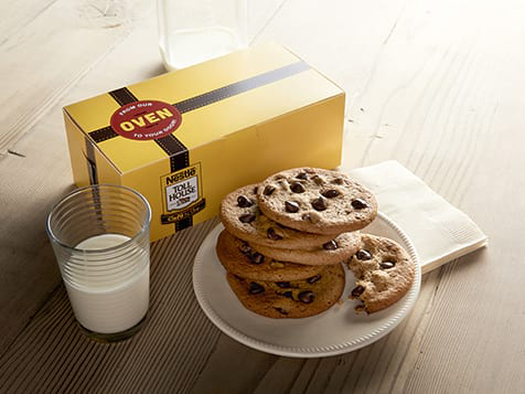 Nestle® Toll House® Café by Chip® Milk and Cookies