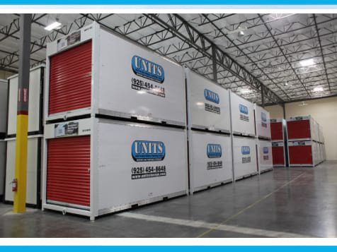 UNITS Mobile Storage franchise - turn space into revenue