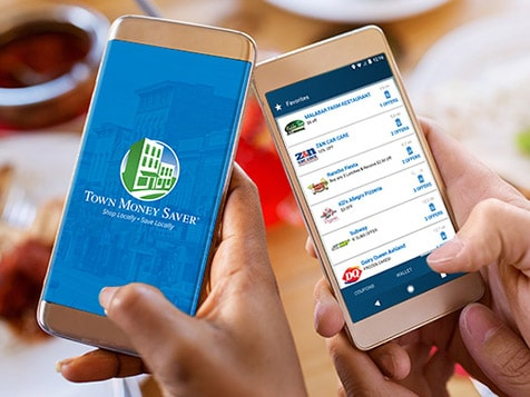 Town Money Saver Franchise App