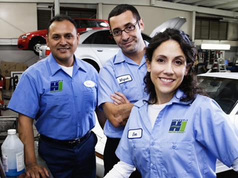 Honest-1 Auto Care Franchise is committed to service
