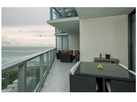 The PlatzShare franchise has access to beachfront properties around the world