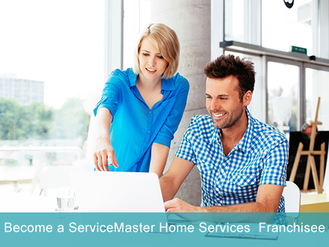 Become a ServiceMaster Franchisee