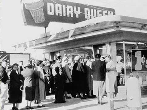 Dairy Queen Franchise History