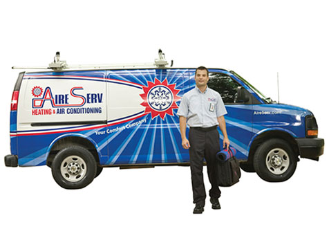 Own a HVAC Franchise Aire Serv