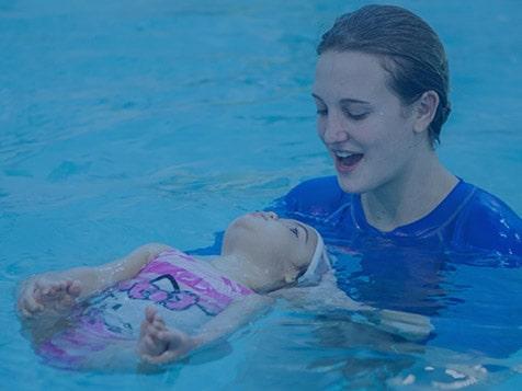 British Swim School Franchise for children of all ages