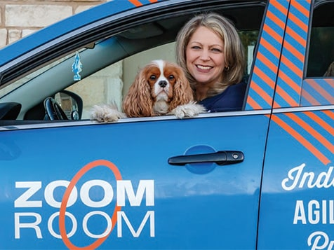 Heather Gillihan Zoom Room Dog Training Franchisee