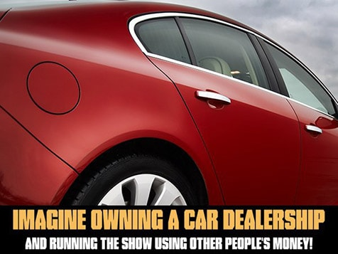 Own a Virtual Car Dealership
