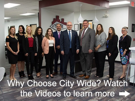 The City Wide Franchise Team