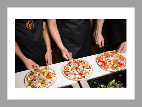 Firenza Pizza Franchise Customers