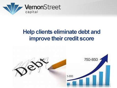 Vernon Street Capital helps customers improve their credit