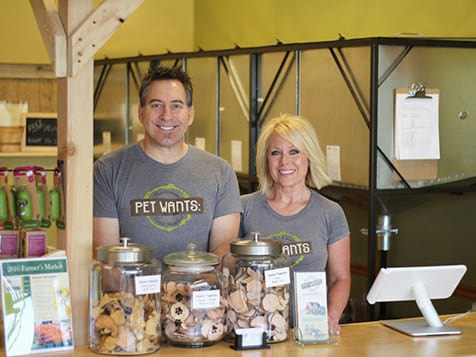 Open Your Own Pet Wants Franchise Store