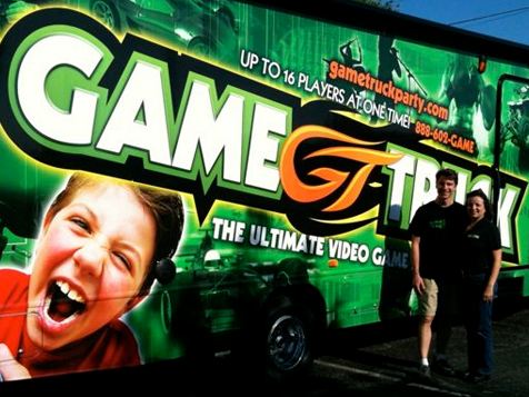 The GameTruck, LLC Franchise Owners and Truck