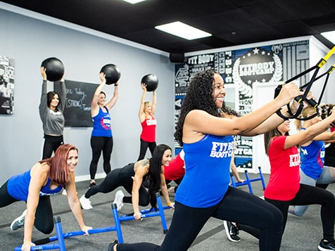Fit Body Boot Camp Franchise Class