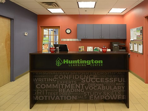 Inside a Huntington Learning Center