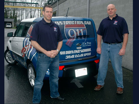 911 Driving School Franchise Operated by Police Officers