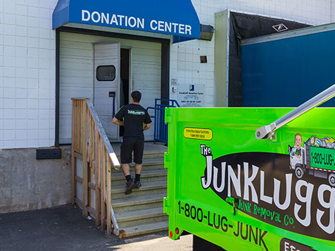 Junkluggers Franchise - Eco-Friendly