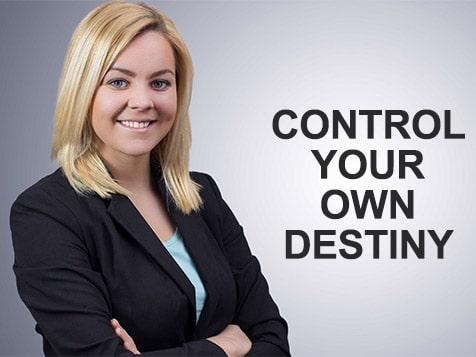 DES Employment Group - Control your destiny